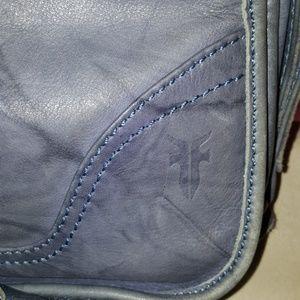 Frye bag blue color